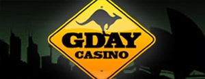 Gday Casino instant play
