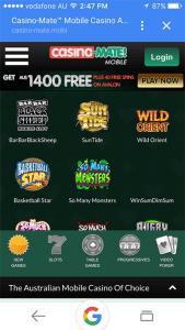 casinomate_mobile