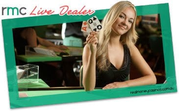 Real money live dealer casinos