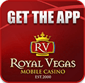 Royal Vegas slot app for iOS Android
