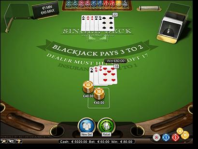 Is double deck blackjack better
