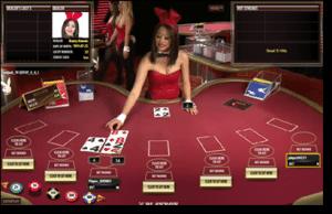 Live dealer Playboy