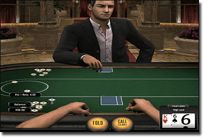 BetSoft Poker3 online for real money