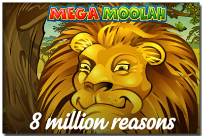 Mega Moolah real money casinos jackpot