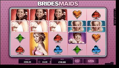 Play Bridesmaids online pokies
