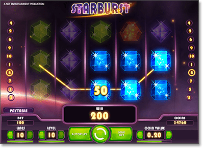 Starburst win both way slots