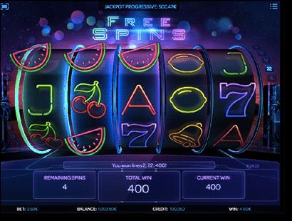 Neon Reels online pokies