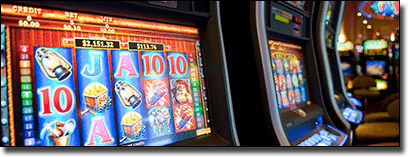 Country Club Tasmania - pokie machines