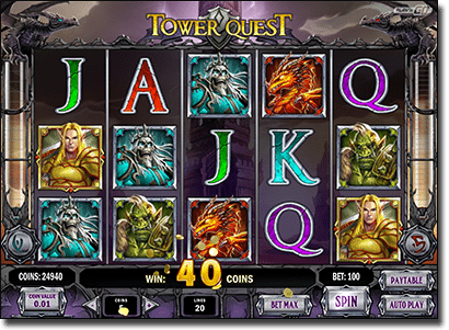 Tower Quest online slot