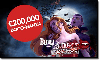 Guts Casino's Blood Suckers Boonanza