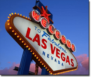 Las Vegas holiday casino destination