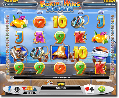 Foxin' Wins - online slot by NextGen Gaming
