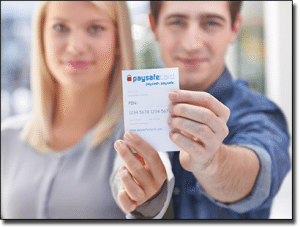 Paysafecard online fund transfers