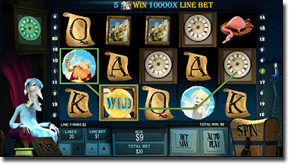 Ghosts of Chrismtas online real money slots