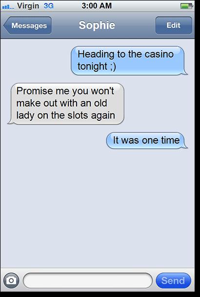 The slots mingler