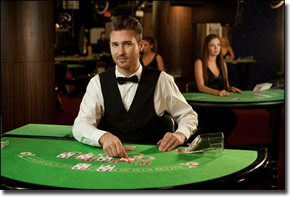 Is being a casino dealer a good job?