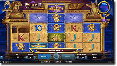 Pyramid Quest for Immortality pokies
