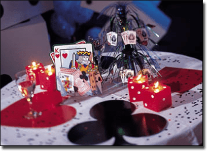 Host your own casino party at home