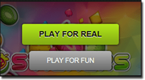 Practice play demo modes at real money casino sites