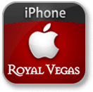 Royal Vegas iPhone casino app