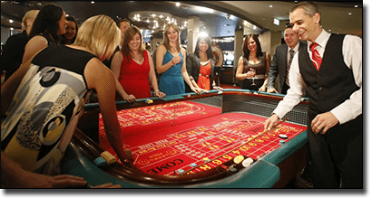 Lasseters Casino - poker machines and table games available
