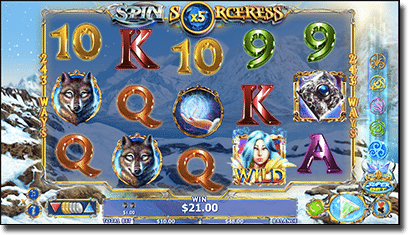 Spin Sorceress pokies for real money