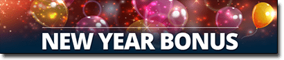 Roxy Palace Casino - New Year 2016 slots bonuses
