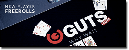 Guts.com opens new poker site