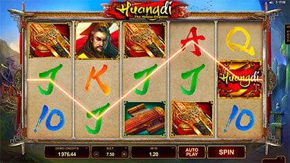 Microgaming real money online slot game