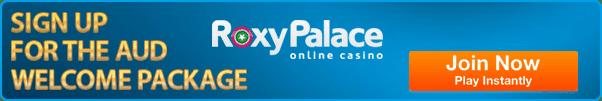 Roxy Palace - Real money casino