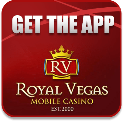 Royal Vegas app for iOS and Android