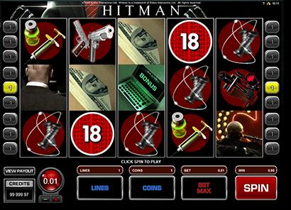 Hitman online penny slot