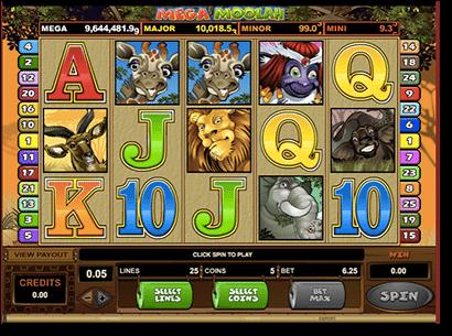 Mega Moolah progressive jackpot reaches $9 million