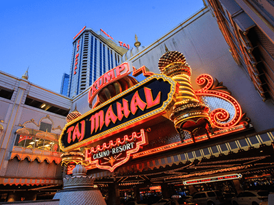 Taj Mahal Trump Entertainment resorts