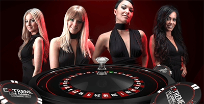 Extreme Live Gaming - live dealer software specialist