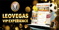 Join the Leo Vegas VIP Experience promotion