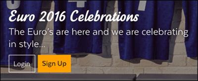 Euro 2016 specials at 32Red.com