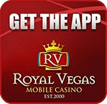 Royal Vegas Casino iOS mobile app