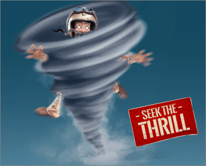 $45,000 Seek the Thrill Giveaway