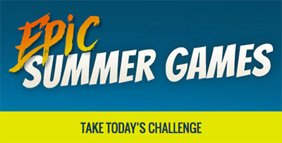 Thrills.com Epic Summer Games