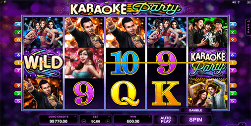 Karaoke Party online slot