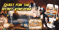 Leo Vegas Secret Kingdom $120k promotion