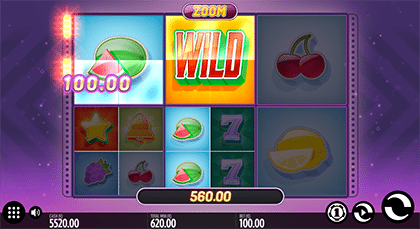 Zoom online slot game