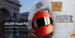 Grand Prix promo at 32Red Casino