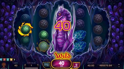 Draglings slot game