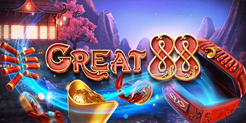 Great 88 online pokies by Betsoft