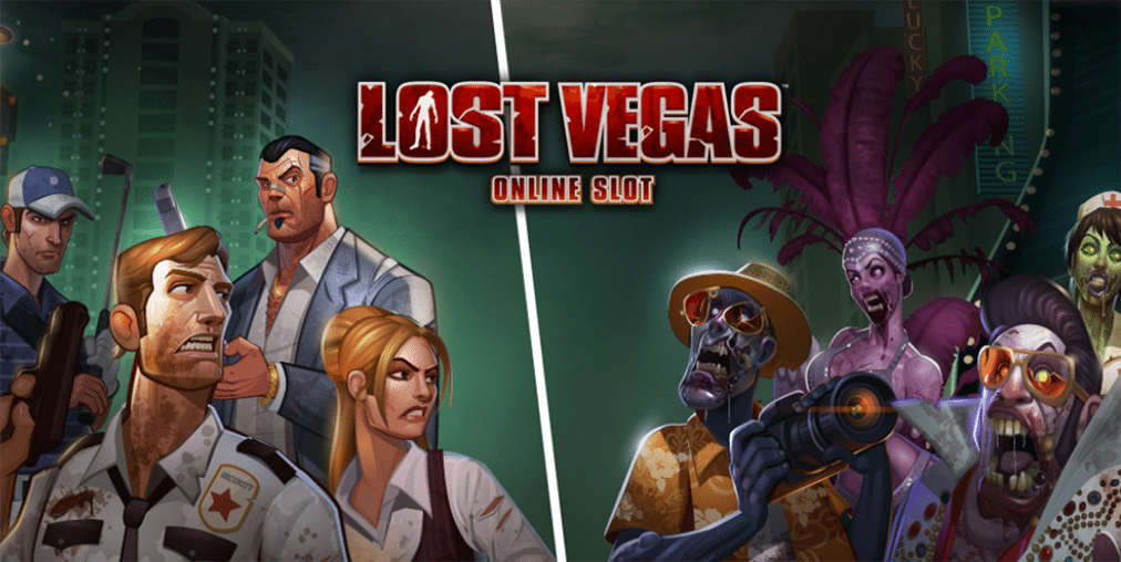 Lost Vegas online slot game