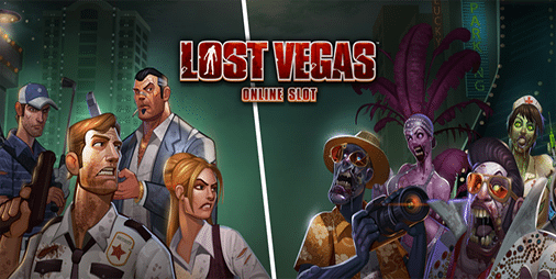 Lost Vegas pokies game