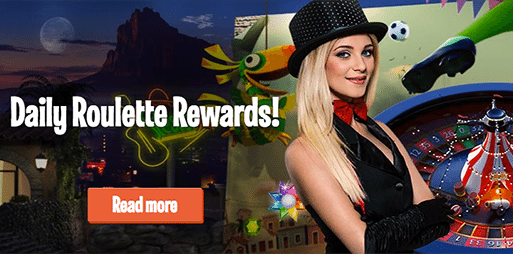 NetEnt Live Roulette promo