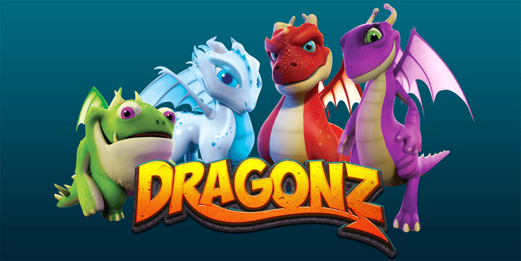 Dragonz online slots game